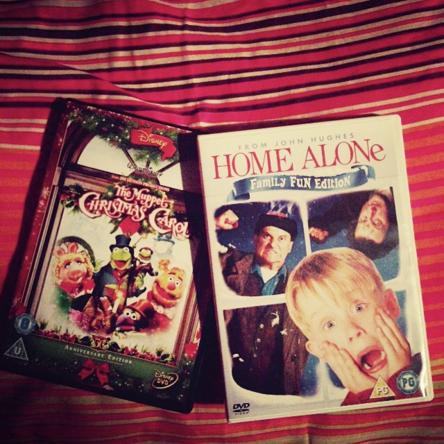 Christmas DVDs 2