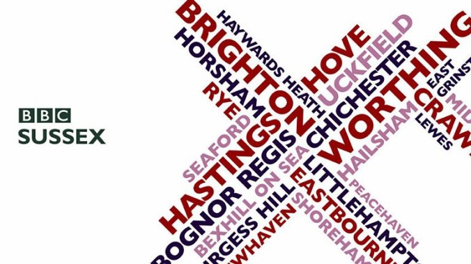 BBC Sussex towns