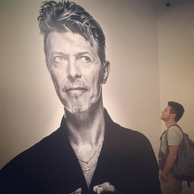 Bowie me
